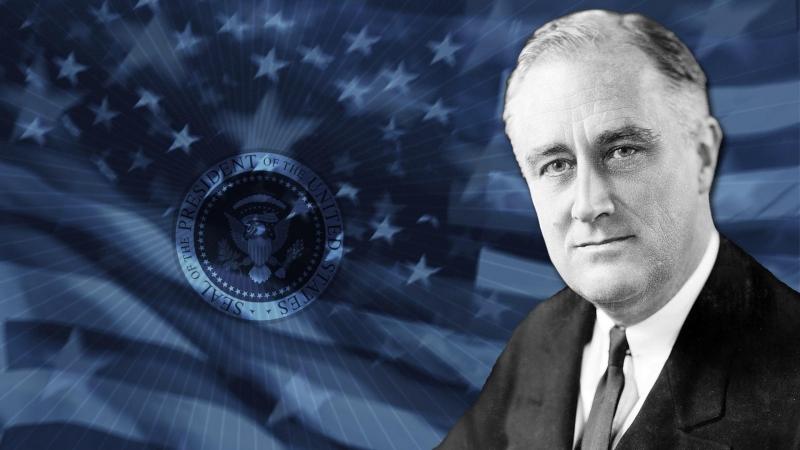 Tổng thống Hoa Kỳ Franklin D. Roosevelt