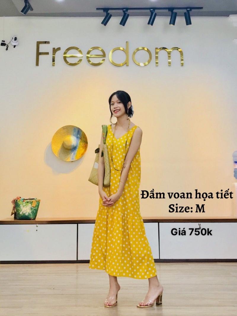 Freedom Shop - Thời Trang Linen Thiết Kế
