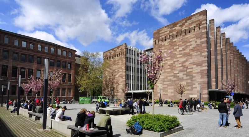 Freiburg là một trường đại học lí tưởng dành cho bạn.