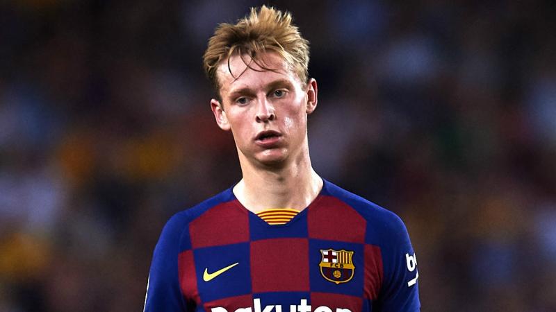 Khi De Jong đạt phong độ tốt nhất, Barca là một đội bóng đáng sợ.