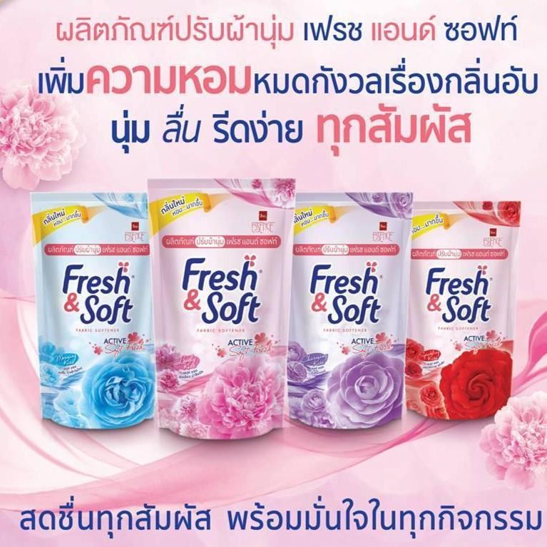 Nước xả vải Fresh Soft