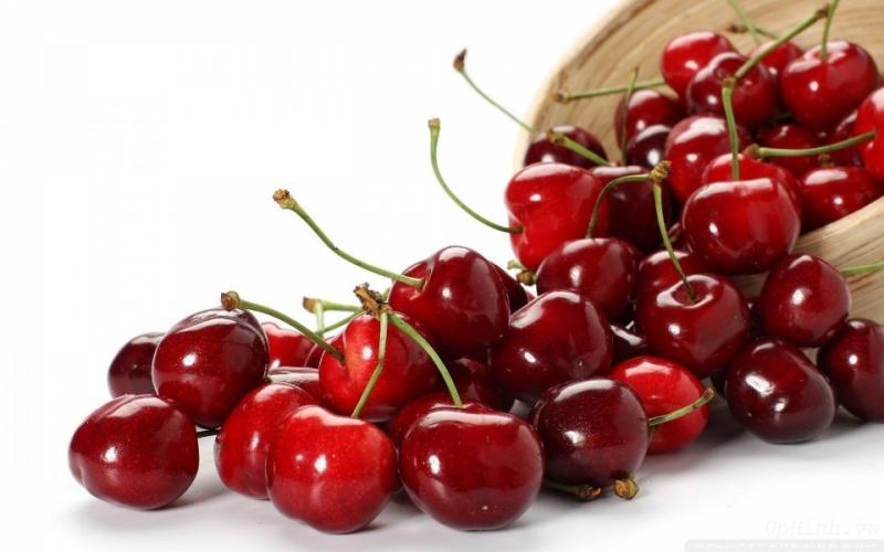 Quả Cherry nhập khẩu của Fresta