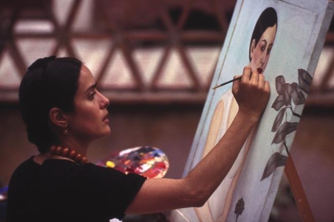 Nữ chính trong Frida