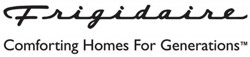 Logo thương hiệu máy giặt Frigidaire