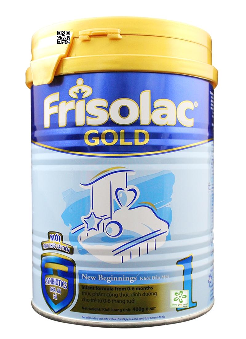 Frisolac Gold 1 của Friso