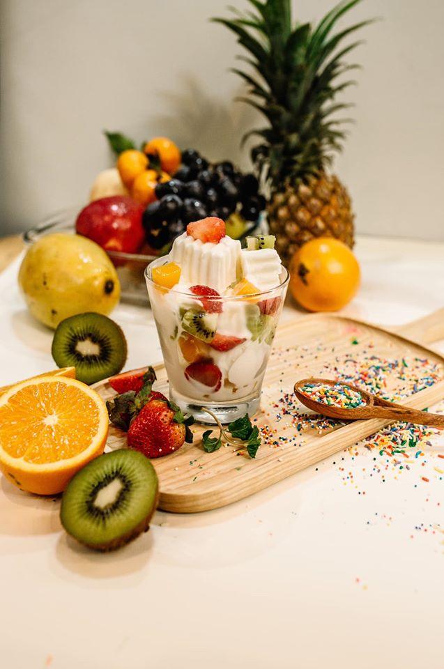Froyo - Sữa chua dẻo trái cây Đà Nẵng