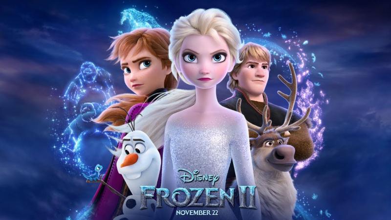 Frozen II (Nữ Hoàng Băng Giá 2) (2019)