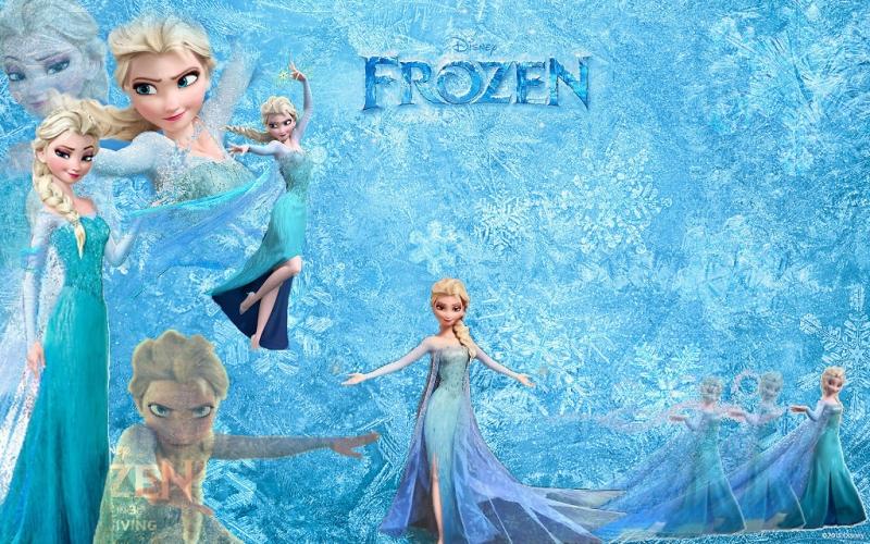 Frozen - Nữ hoàng băng giá (2013)