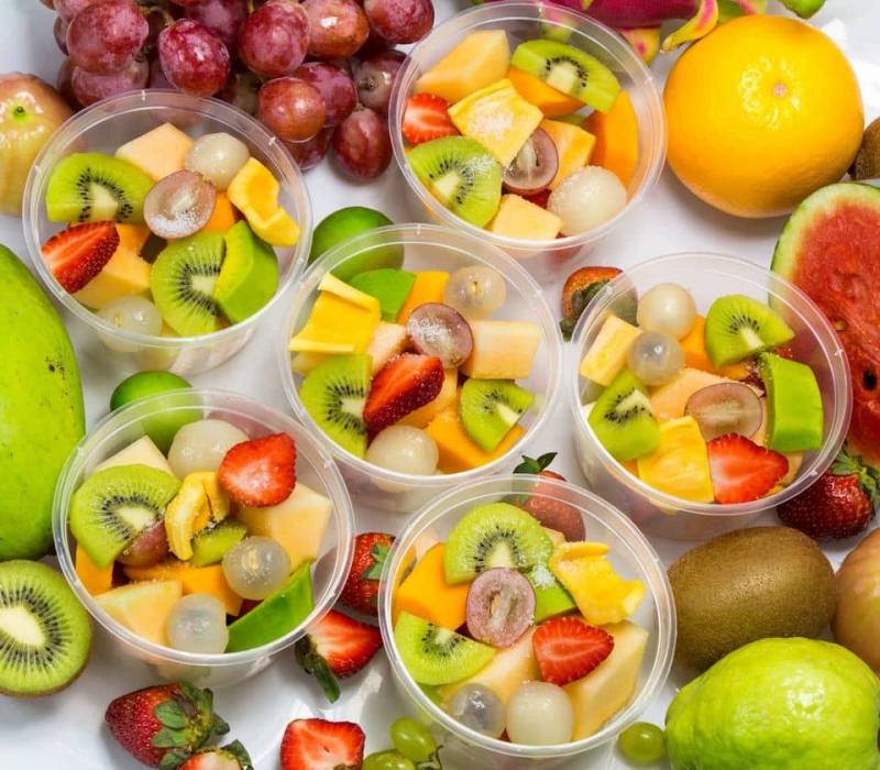 Fruit Crush - Trái Cây Tươi & Ăn Vặt - Đường Số 17