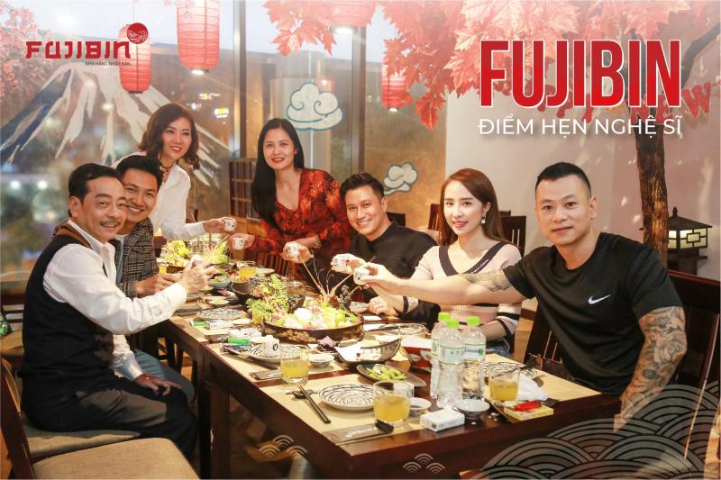 FujiBin - Nhà hàng Nhật Bản