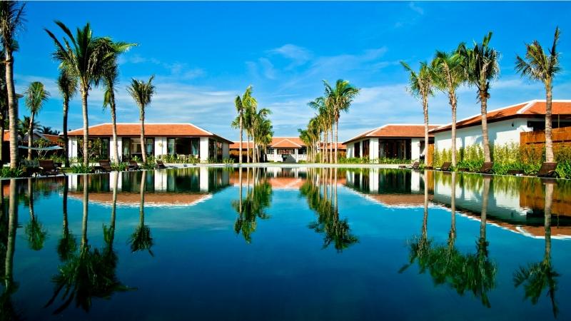 Hồ bơi riêng tại Furama Resort Danang