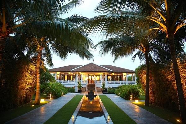 Khu resort tiện nghi cao cấp