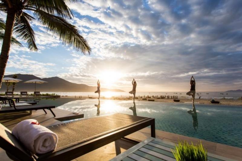 Quý khách sẽ được hưởng những dịch vụ tốt nhất ở Fushion Suites Đà Nẵng.