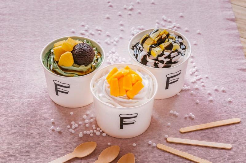 Top 6 Quán kem được yêu thích ở quận 1, TP. HCM