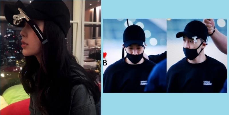 Angela Baby và TaeYang nổi bật trong item mũ của PeaceMinusOne