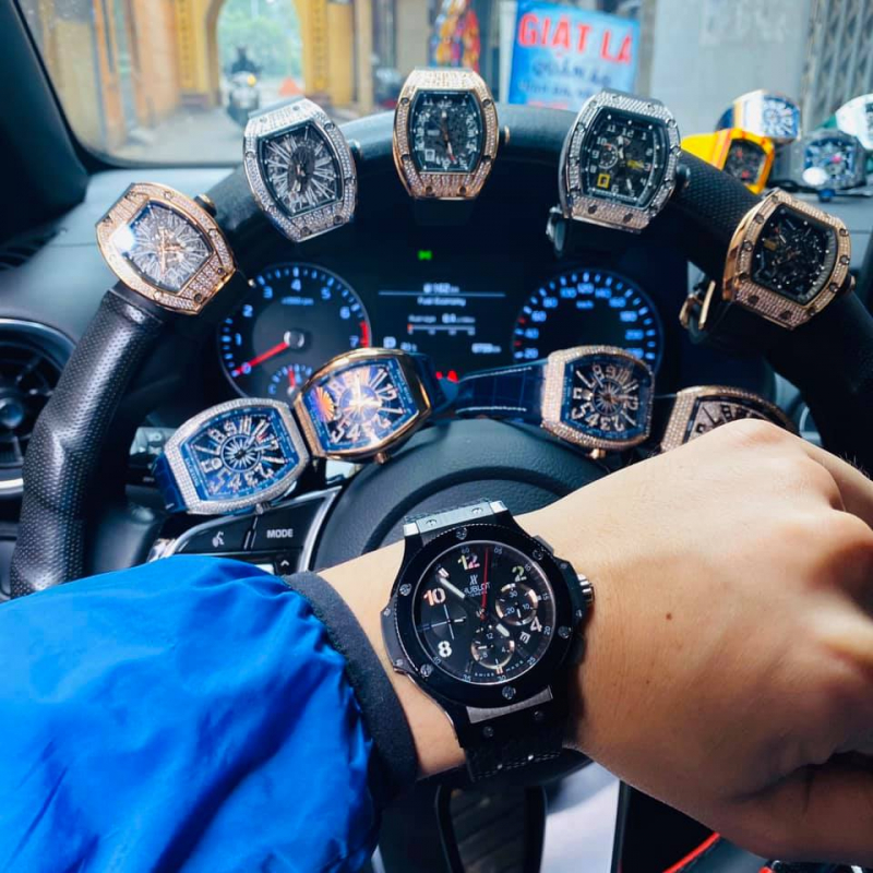 G-Watch Luxury
