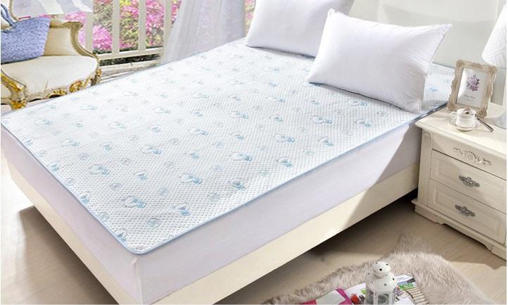 ga giường chống thấm 4 lớp 100% cotton