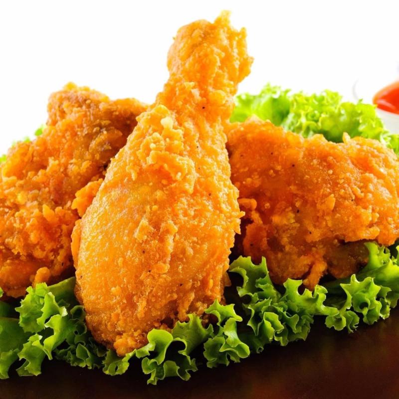 Gà rán KFC Huế là địa chỉ ăn gà rán ngon số 1 của Huế