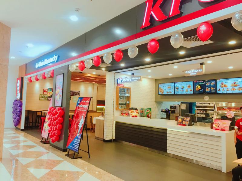 Gà Rán KFC - Vincom Bắc Từ Liêm
