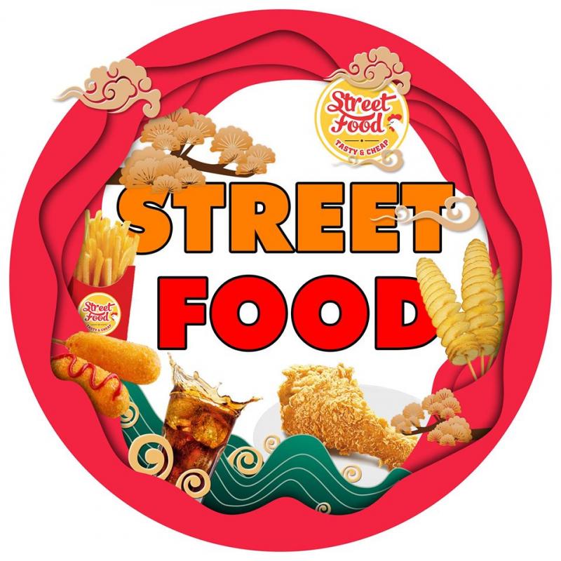 Gà rán Khoai Lắc STREET FOOD - Trà sữa 3CE