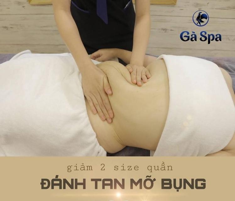 Gà Spa Đà Nẵng