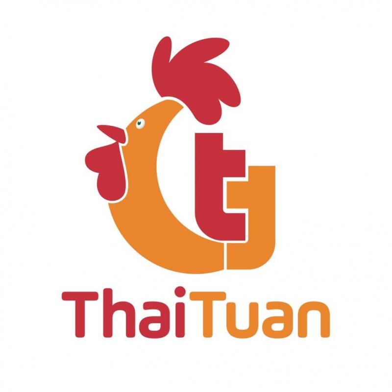 Logo Gà Thái Tuấn