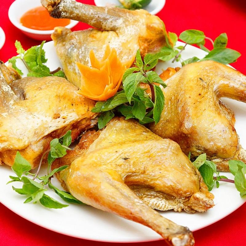 Gà tươi Mạnh Hoạch - Nam Định
