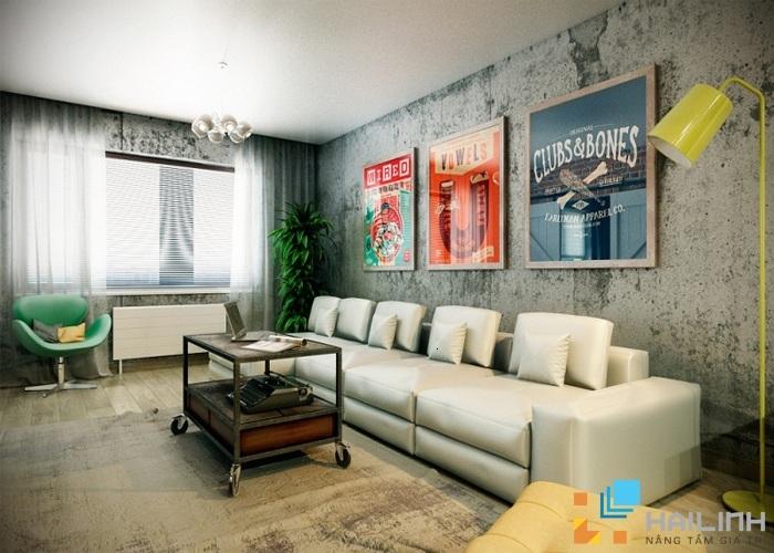 Phong cách thiết kế ĐỘC và LẠ phá tan mọi giới hạn này sẽ khiến mọi thu hút ánh nhìn khi có khách đến tham quan ngôi nhà của bạn