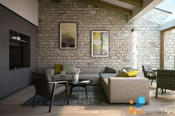phong cách này sẽ là gợi ý thú vị  tạo nên điểm nhấn cho những căn phòng màu trắng thanh nhã của bạn
