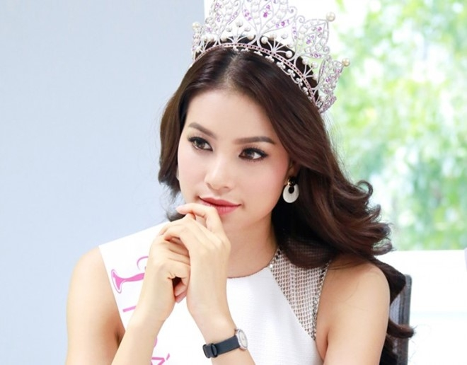 Hoa hậu Hoàn vũ Việt Nam - Phạm Hương