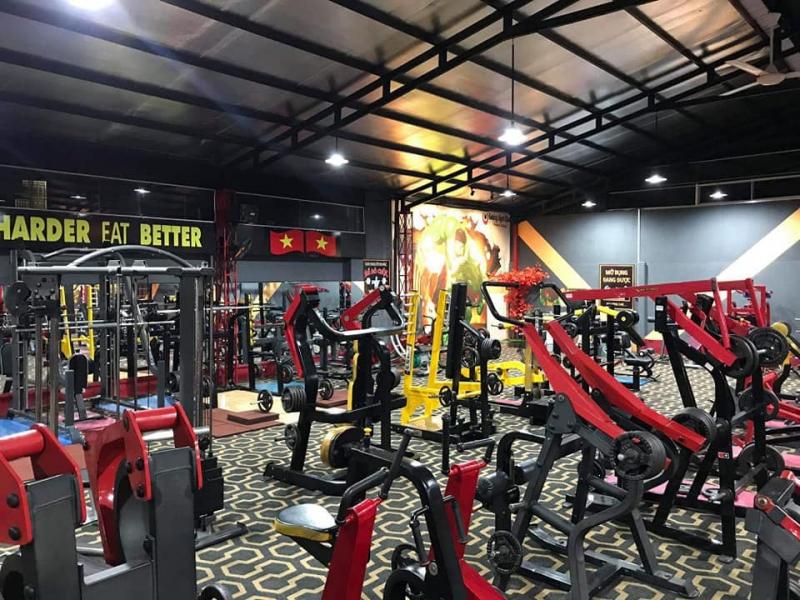 Galaxy Gym Club
