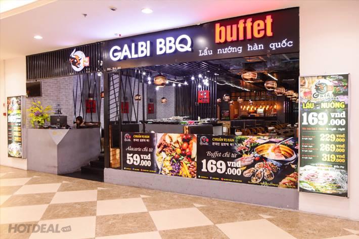 Galbi BBQ - Royal City