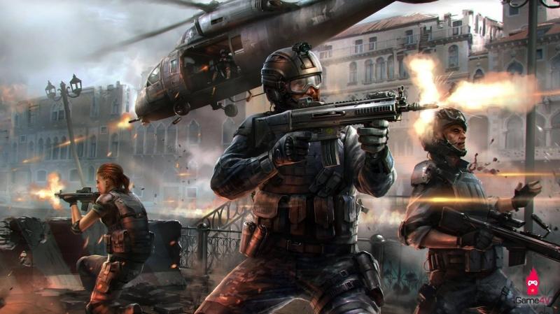 Top 20 game bắn súng online trên điện thoại Android hay nhất hiện nay