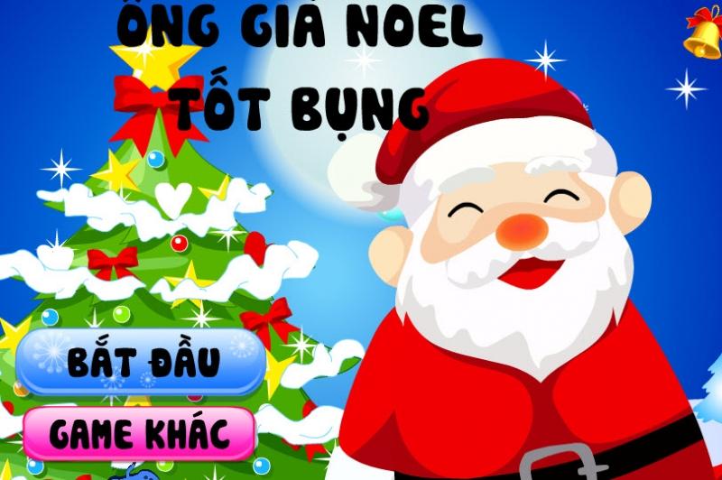 Ông già Noel tốt bụng