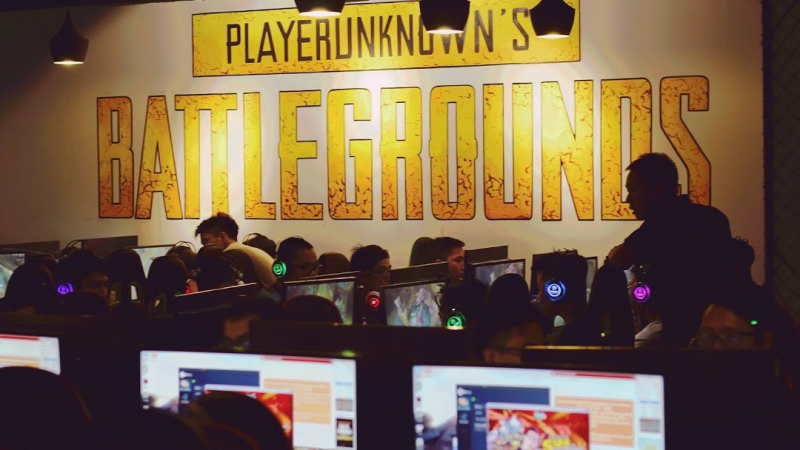 Gaming X cyber cafe