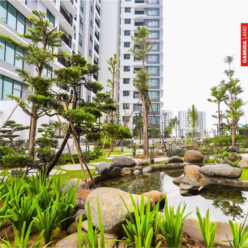 Gamuda Garden - Cuộc sống xanh trong ngôi nhà thông minh.