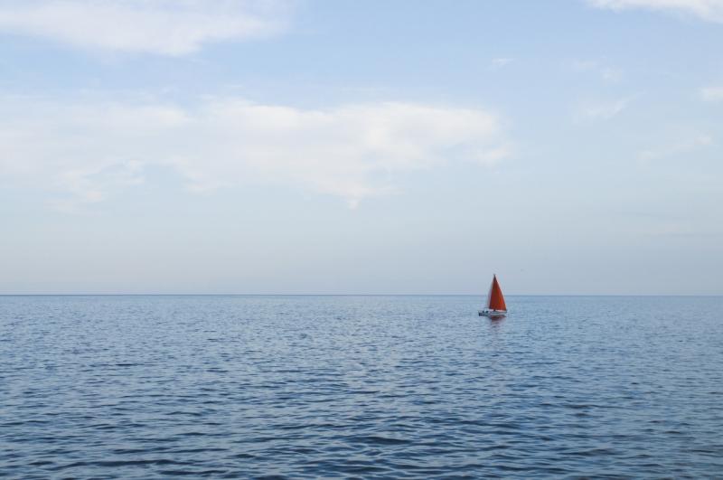 Bạn có đủ gan dạ và tự tin khi chỉ có mình bạn vượt qua khó khăn không? Chẳng hạn như bị mắc kẹt trên một chiếc thuyền và nó trôi lênh đênh trên biển không biết sẽ dạt vào đâu.