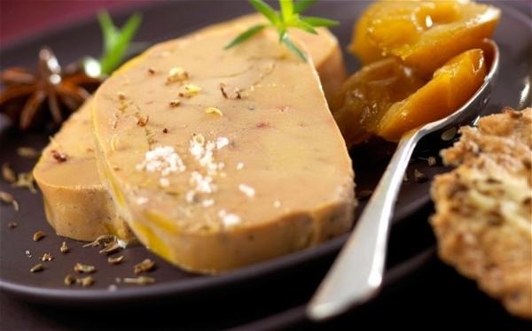 Gan ngỗng béo tinh hoa ẩm thực Pháp và sự chăn nuôi