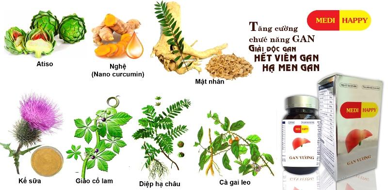 Nguyên liệu được chiết xuất hoàn toàn bằng các thảo dược quý từ thiên nhiên. Tuyệt đối an toàn và không có tác dụng phụ.