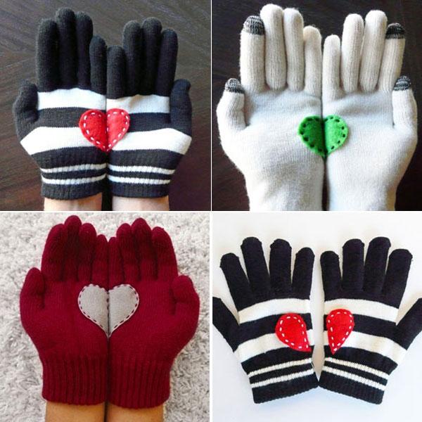 Găng tay đôi