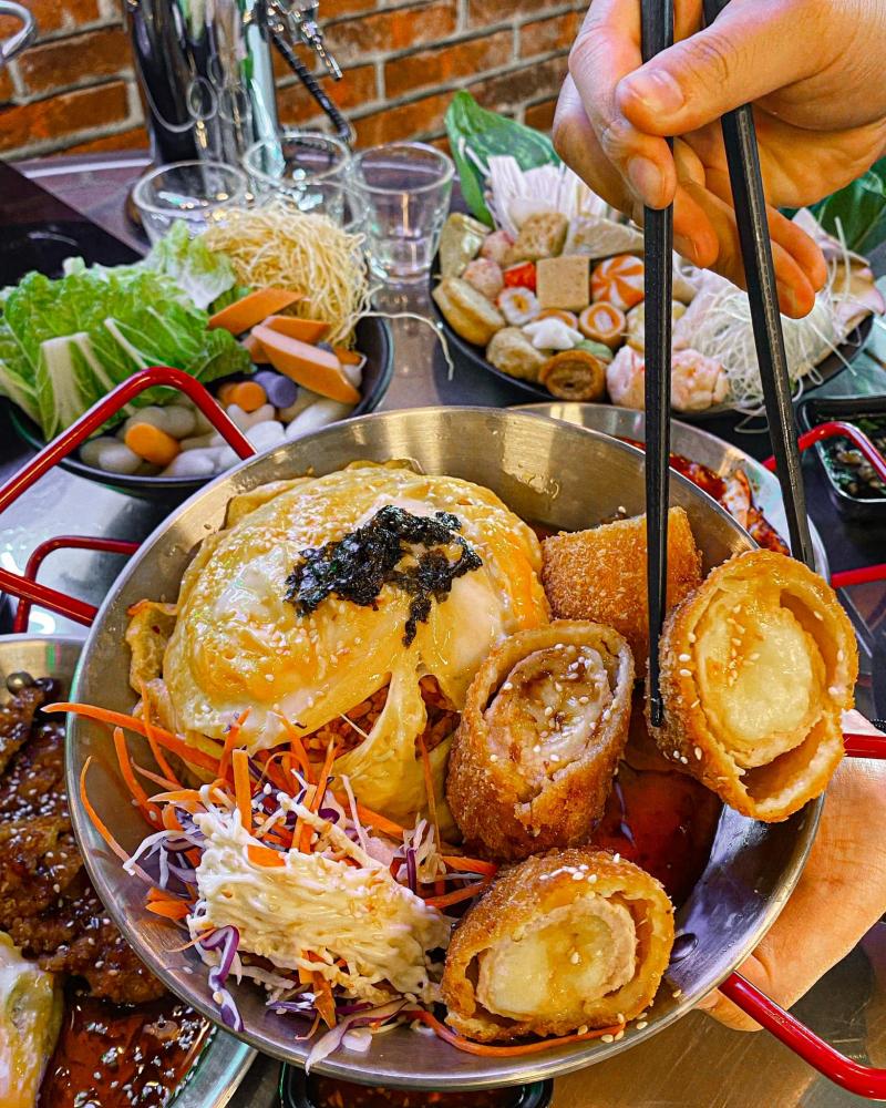 Gangnam Street Food Vũng Tàu