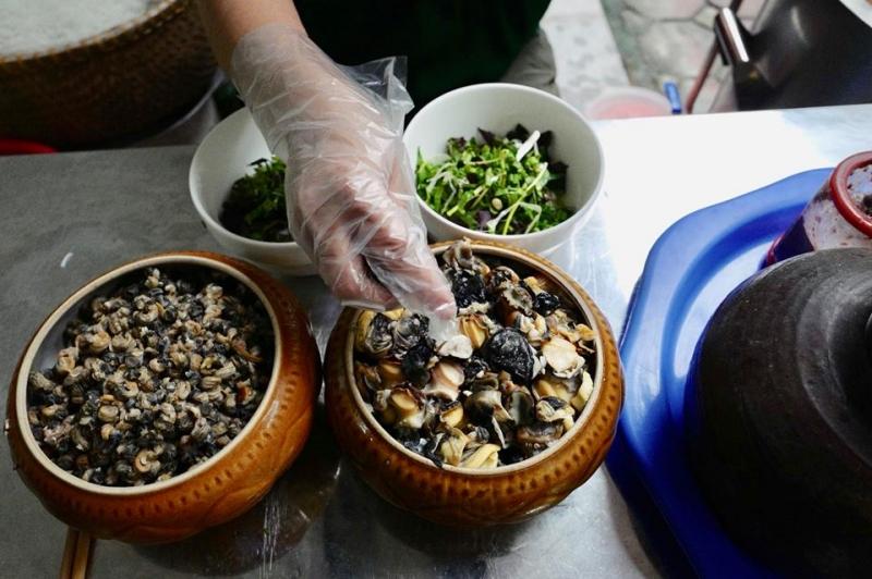 Ganh Con Hue - Bun Dung