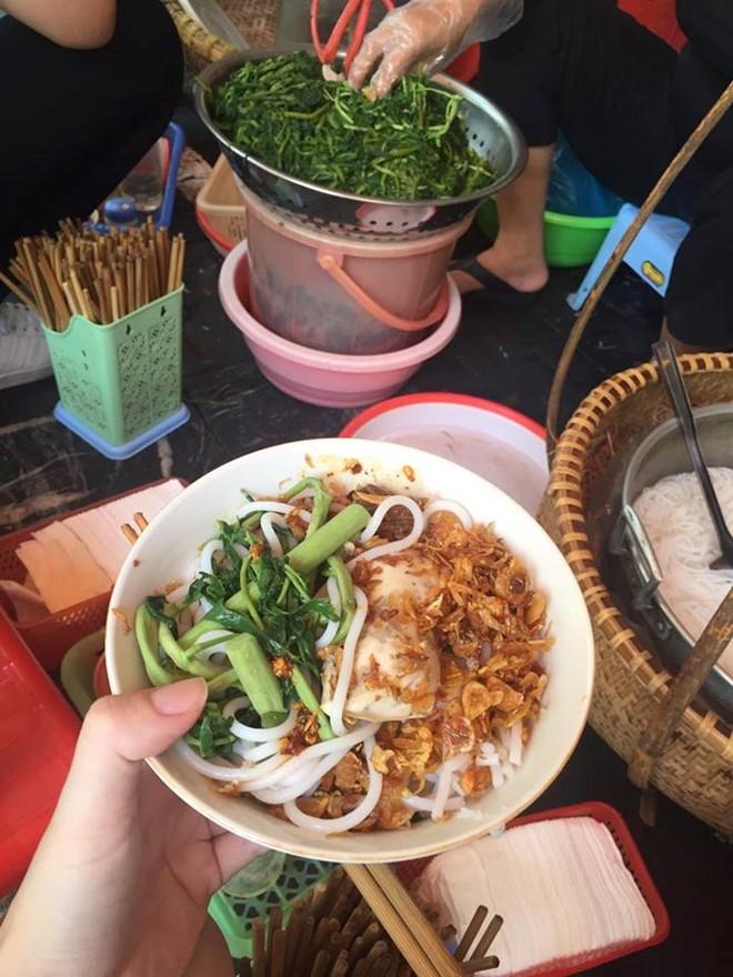 Gánh canh bún – Nguyễn Siêu
