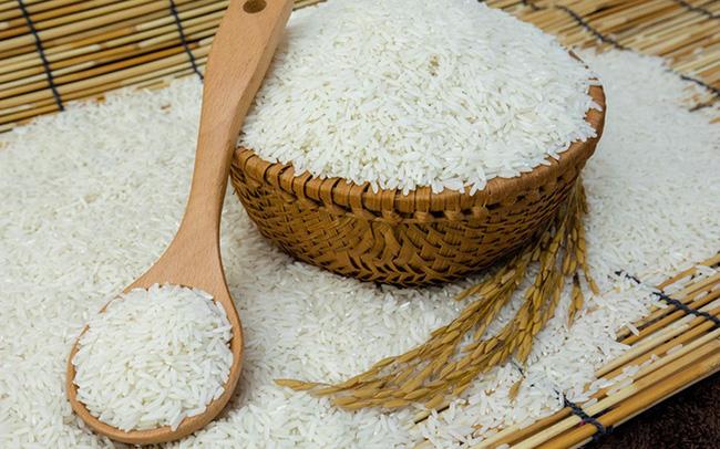 Gạo trắng