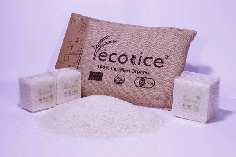 Gạo hữu cơ Ecorice