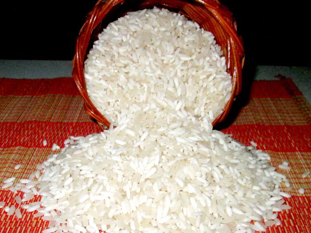 Gạo nếp nương Điện Biên