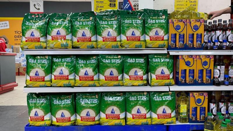 Gạo Sạch Vinaseed - Tại TP Vinh