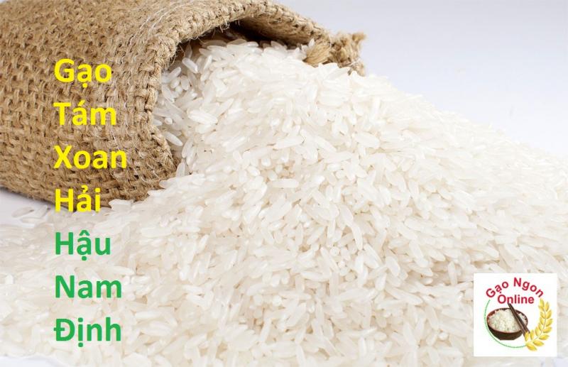 Gạo tám xoan - Đặc sản nức tiếng của vùng đất Hải Hậu