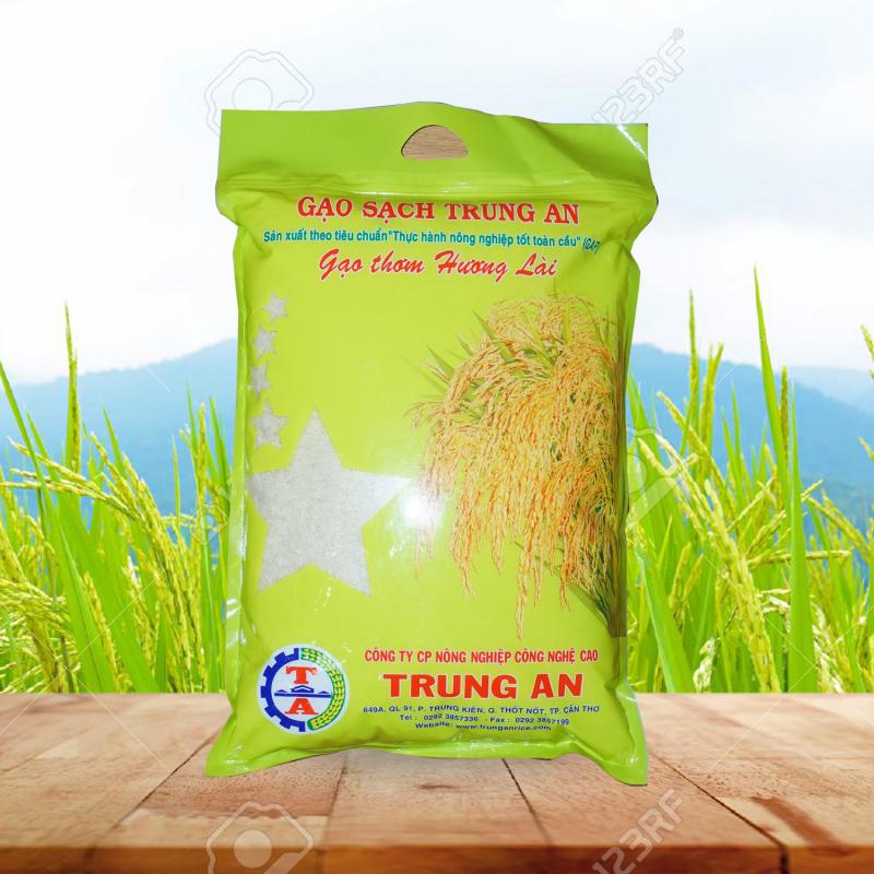 Gạo thơm Hương Lài