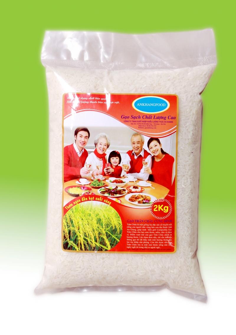 Gạo Trân Châu rất giàu dưỡng chất cho cơ thể